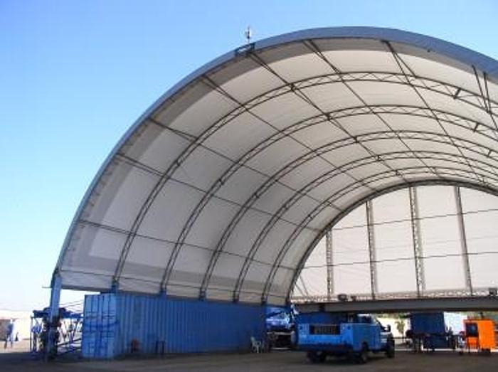 42' x 260' Coverall Fabric Shelter