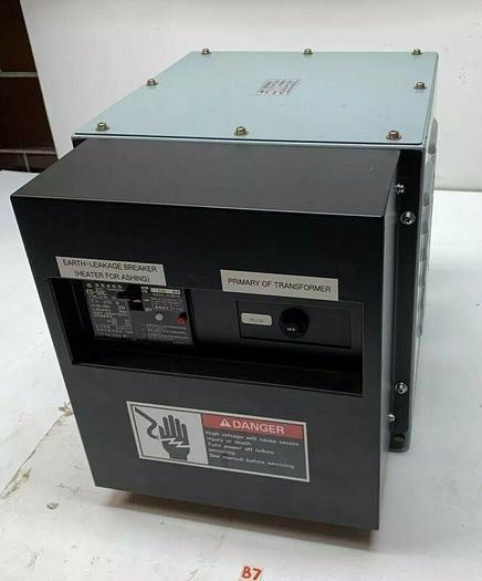 Used GOMI Electric GEW 1KVA Transformer 180/200/220/24
