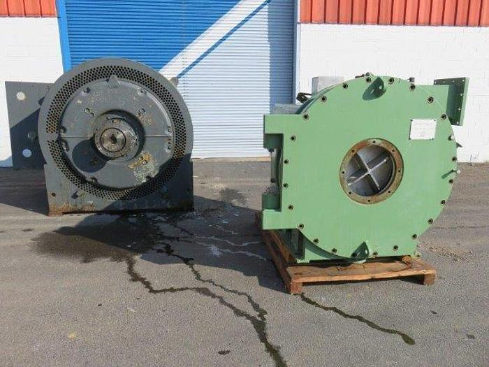 Used DISPERGER SYSTEM VOITH HTD 3 P 1500 HP