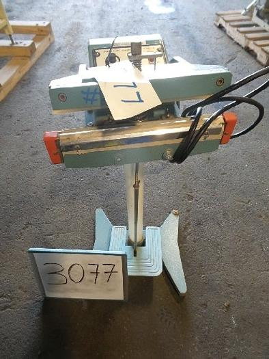 Used AIE Model 300 FI 12'' Electric Bag Sealer