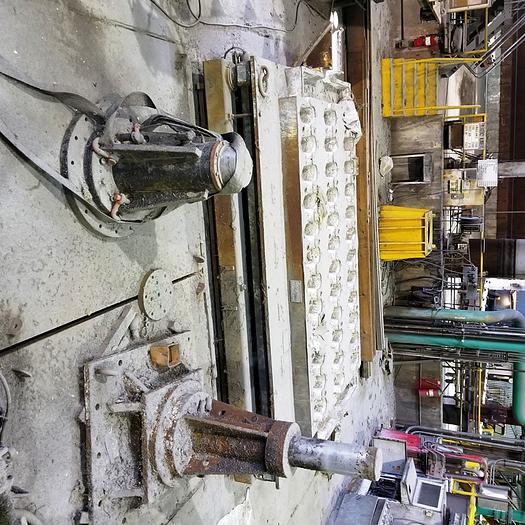 Wagstaff Vertical Dc Aluminum Log Cast House Mc 422
