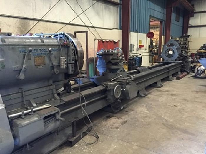 "Niles Engine Lathe | 56"" x 276"""
