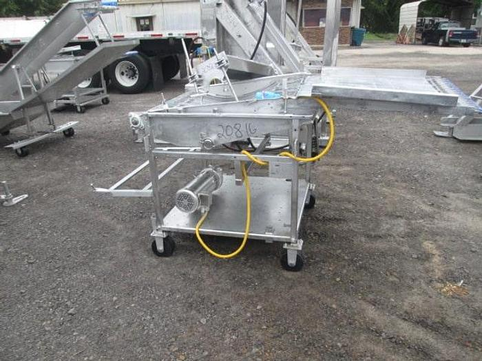Used Stein Batter Applicator; Md#TS-34H