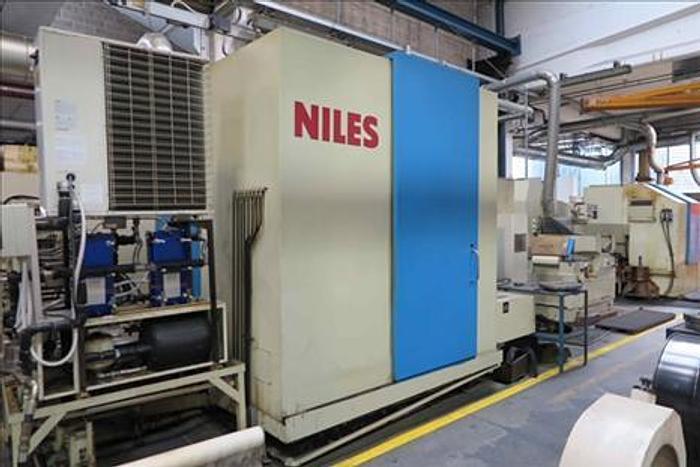 Usata Rettifica ingranaggi cnc WMW NILES ZSTZ 08/CNC