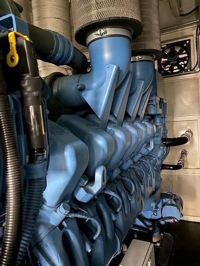 Used 2008 MTU 12V4000 - 2035 KVA