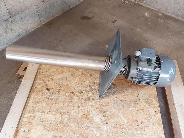 Gebraucht Eintauchpumpe, TC63 560-6165X, 60L/min, 55m, 1,7 KW, Brinkmann Pumps,  gebraucht