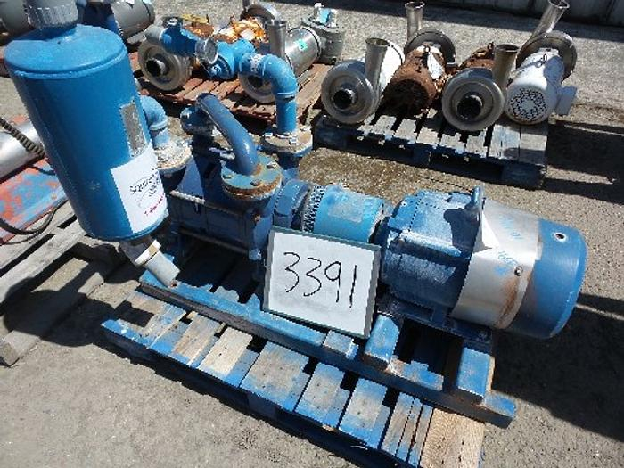 Squire-Cogswell 15 Hp. Vacuum Pump
