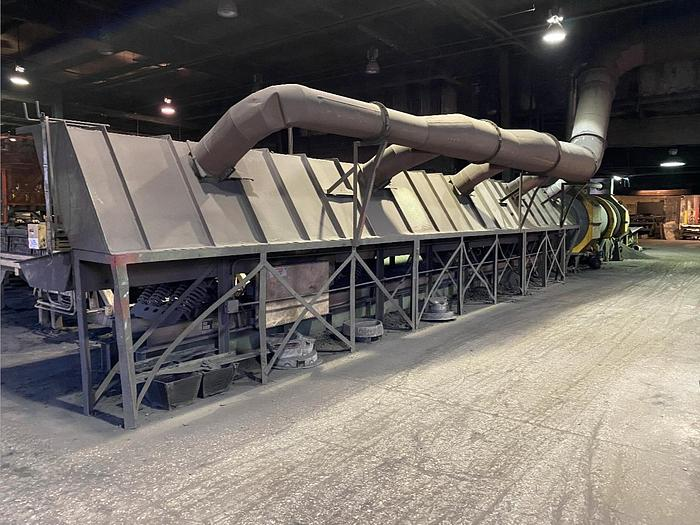 2009 CARRIER FEED CONVEYOR HR-2480
