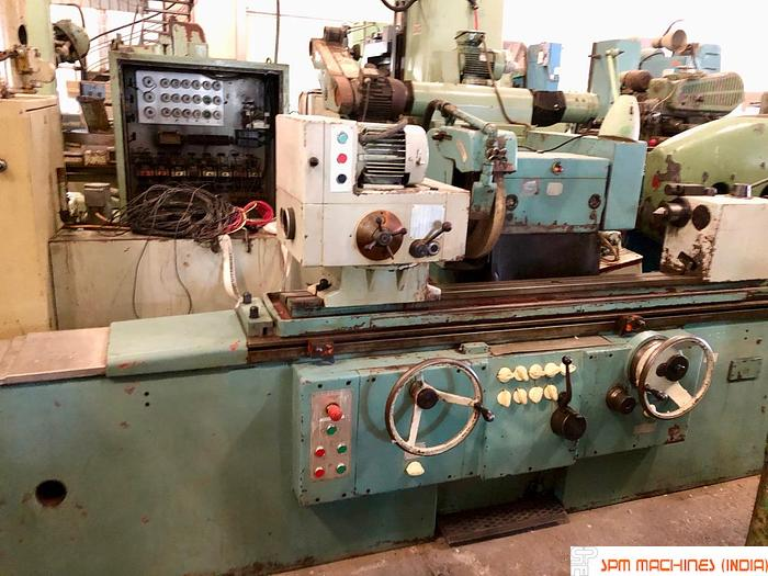 Used TOS BHU 50 x 1000 Cylindrical Grinder