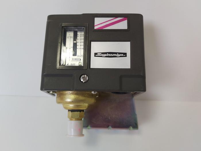Gebraucht Druckschalter, SNS C110X, Saginomiya gebraucht