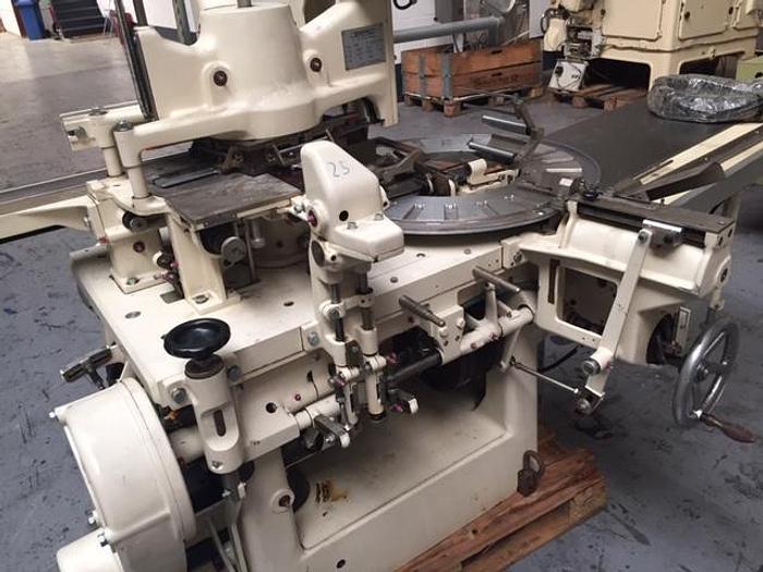 Used Sapal ZRM foiling machine