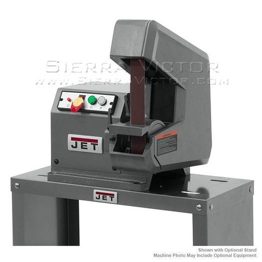 JET BGB-248 Belt Grinder 1HP 115/230V 577125