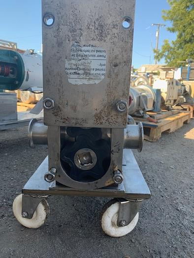 Crepaco Model R3R Positive Displacement Pump