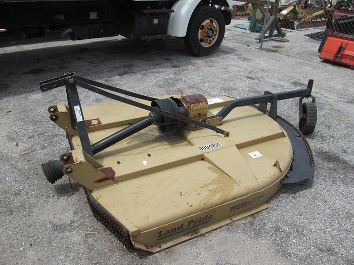 Land Pride 6' Mower Model RCR2672