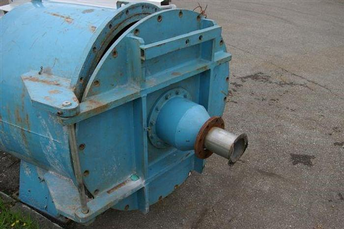 Used VOITH ATS 10 / 11 TURBOSEPERATOR  100 TPD