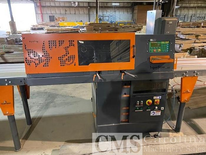 Used 2018 Tigerstop TigerSaw 1000 Defecting Saw