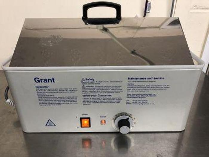 Grant Water Bath JB2 10 litre