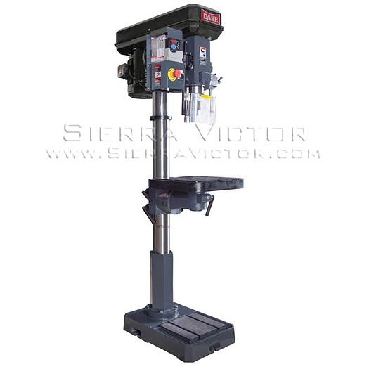 DAKE Variable Speed Floor Drill Press SB-250V