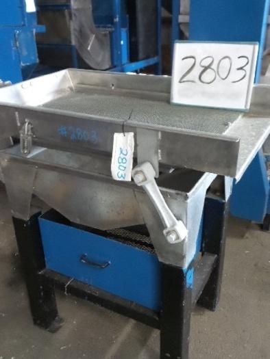 KEY Vibratory De Watering Shaker #2803