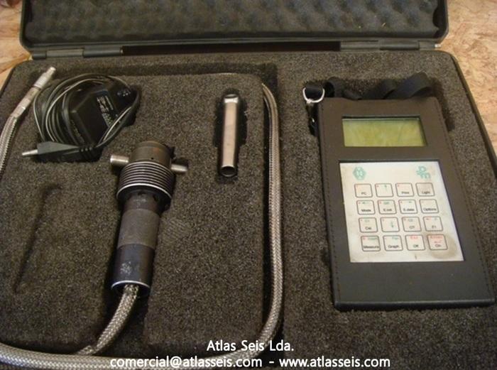 Prazisions-Messtechnik Baewert Electronic Pressure Gauge HLV 94
