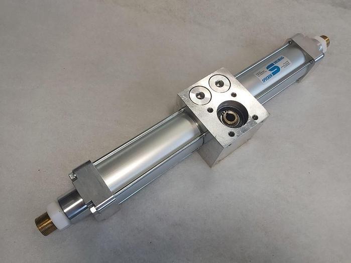 Pneumatischer Drehantrieb, DSO-P 50/ 370-BN-P-H-E, Drumag,  neu