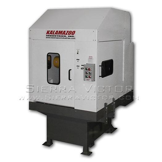 KALAMAZOO K26E Enclosed Metallurgical Abrasive Saw