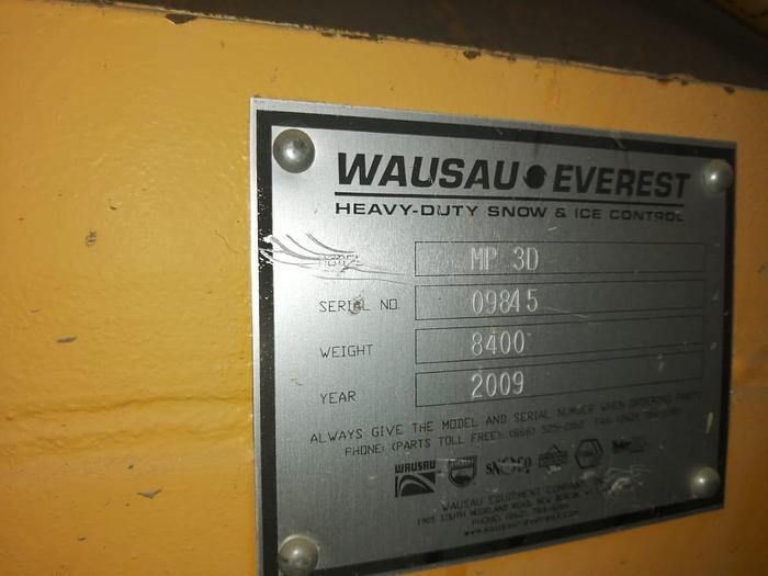 2009 WAUSAU EVEREST MP 3D