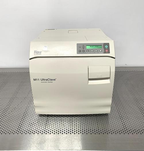 Used 2012 Ritter / Midmark M11-022 Ultraclave Automatic Steam Sterilizer 6.5 Gallon Autoclave M11-022