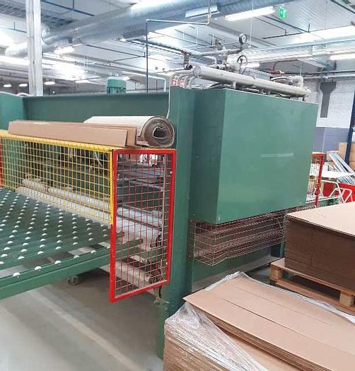 Used 1988 Höfer Austria Hydraulic short-cycle presses HÖFER HKP 120
