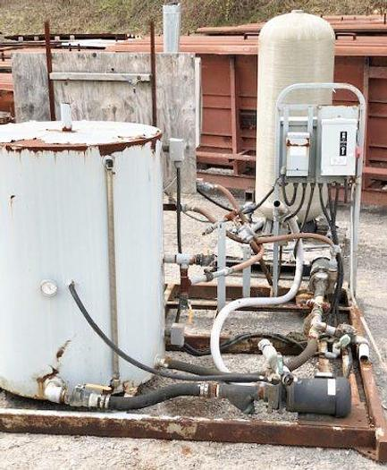 Used 2008 Noritz Hot Water Heater