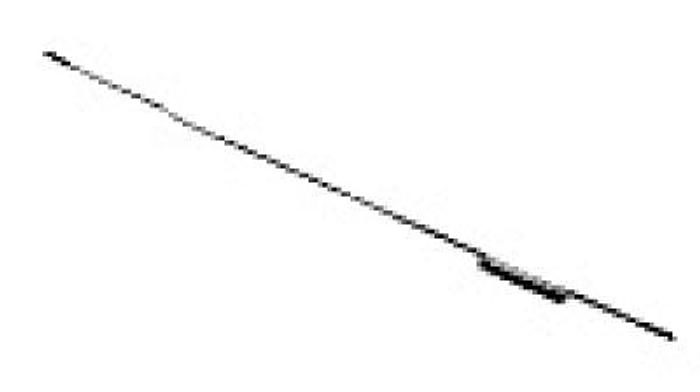 Electrode Storz 27047 EL  27CH 170mm (6-3/4in) Storz 27047EL