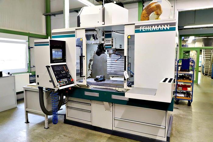 Used Fehlmann picomax 82 - 1997