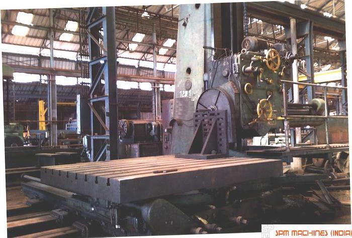 Used Schiess 150mm H Boring Machine