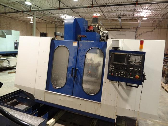 Used JOHNSFORD SV-45 VERTICAL MACHINING CENTER