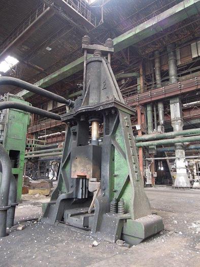 1970 Forging hammer EUMUCO 6.3TON