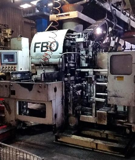 2002 SINTO FBO-III AUTOMATIC MOLDING MACHINE (ON HOLD)