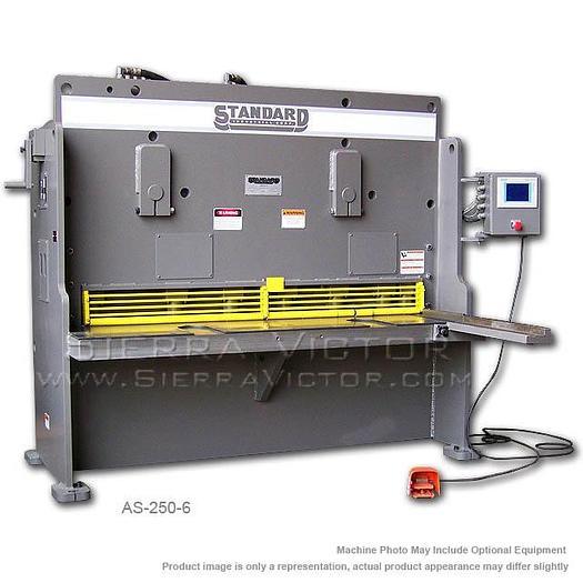 STANDARD INDUSTRIAL AS250 Hydraulic Shears