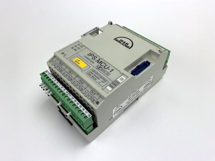 Used MANROLAND IPS.MCU-1 Motor Control Module