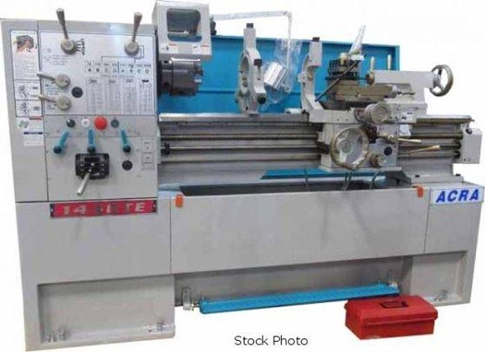 2020 NEW ACRA 1440-TE ENGINE LATHE 1440 TE