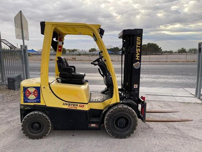 Used 2014 HYSTER H50FT FORKLIFT