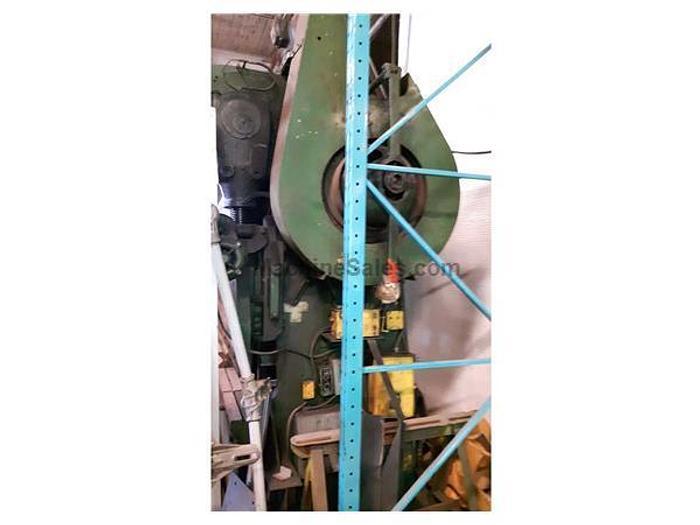 225 Ton x 12' Cincinnati Series 9 Mechanical Press Brake