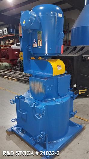 Refurbished Rietz RD18-32 Disintegrator, Vertical Hammer Mill