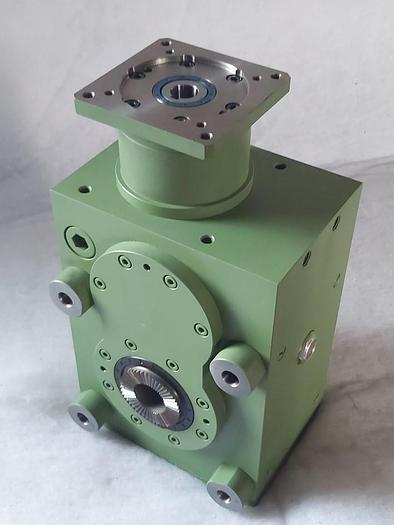 Kegelstirnradgetriebe, KS40FH, 50:1, 13L Sa. S45, Grässner,  neu -50%