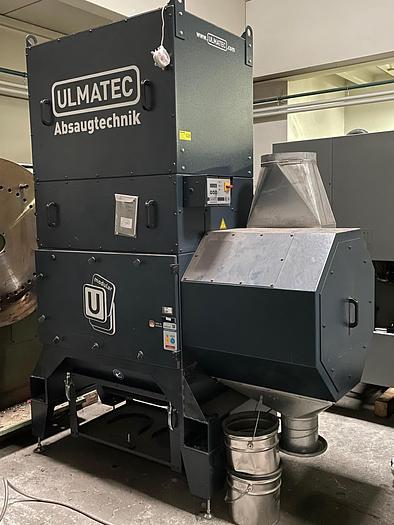 Gebraucht 2017 ULMATEC Absaugtechnik Industrieentstauber IEP 50-4-3 / 5,5 MD