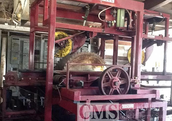 Cornell Scragg Mill