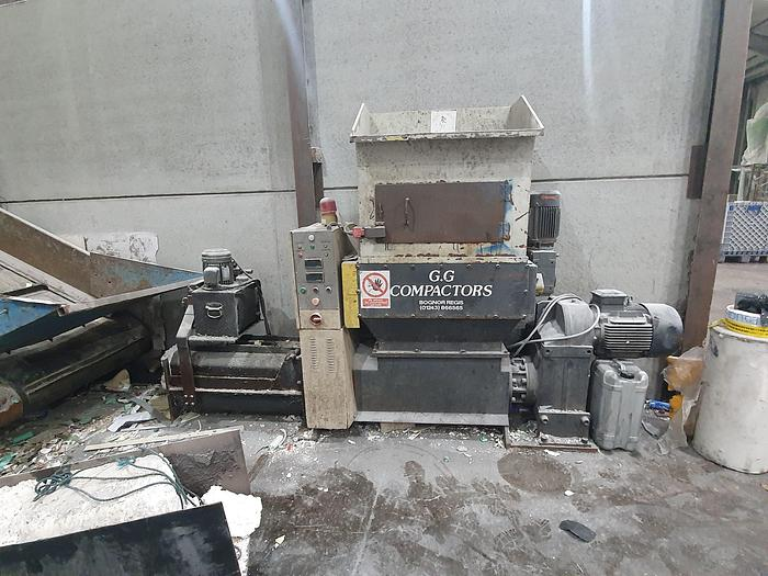 Used EPS Compactor