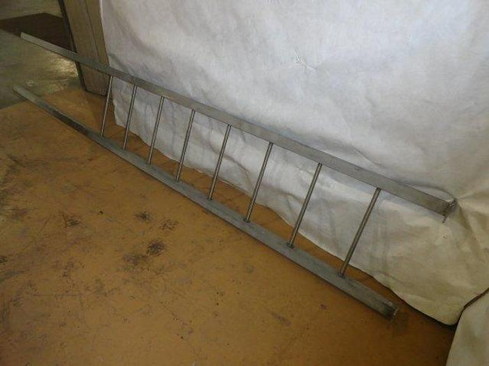 Used Stainless Steel Ladder