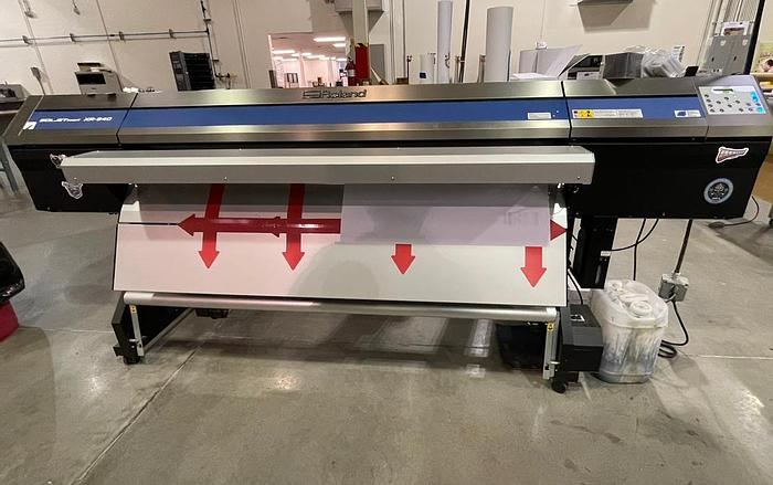 Used Roland XR-640 Wide Format Printer/Cutter
