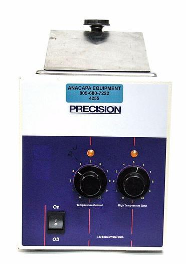 Used Thermo Scientific Precision 180 Series Water Bath (4255)