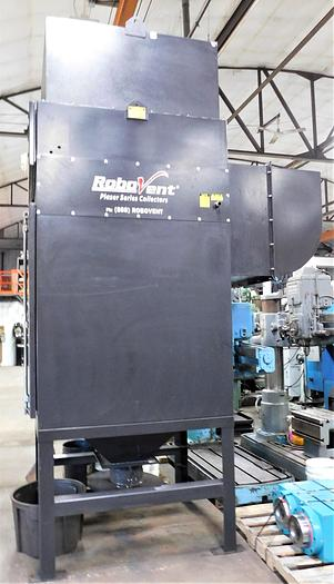 Used RoboVent Cartridge Type Dust Collector
